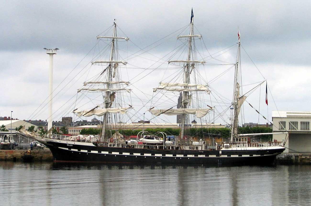 Marine marchande fran aise for Bois flotte nantes
