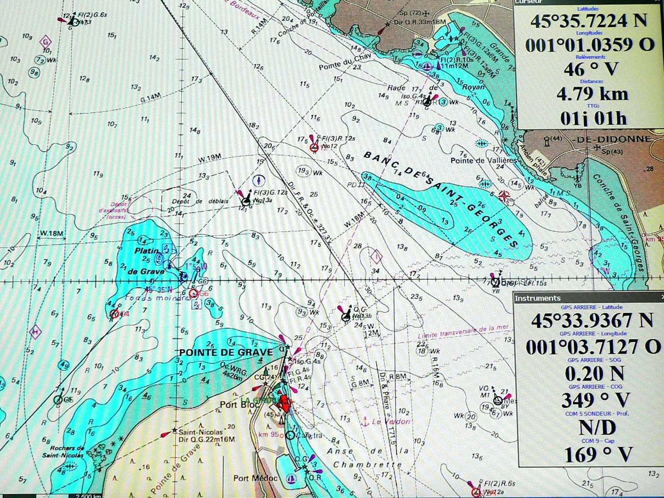 Marine marchande   Bacs de Gironde