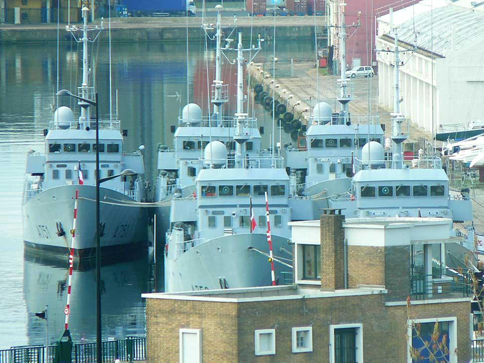 Port Du Havre Mars 2006