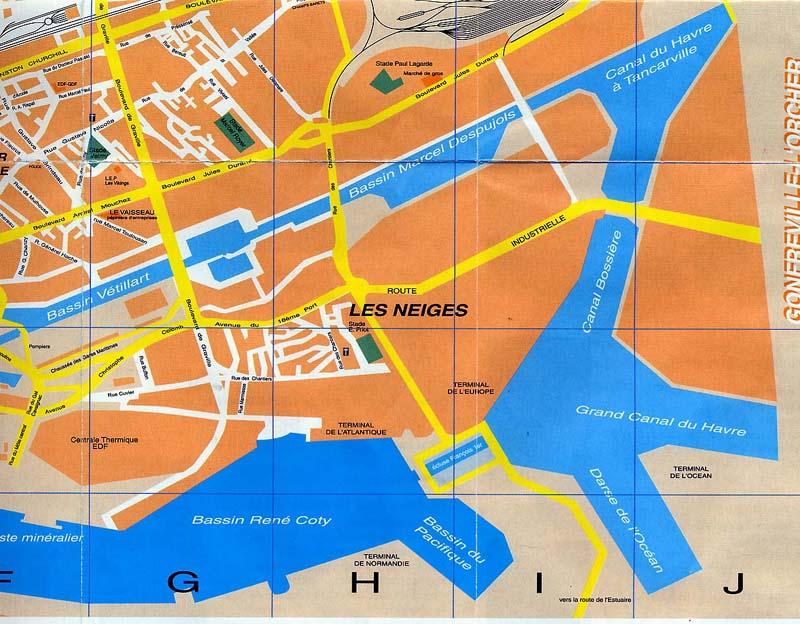 site pour plan q Le Havre