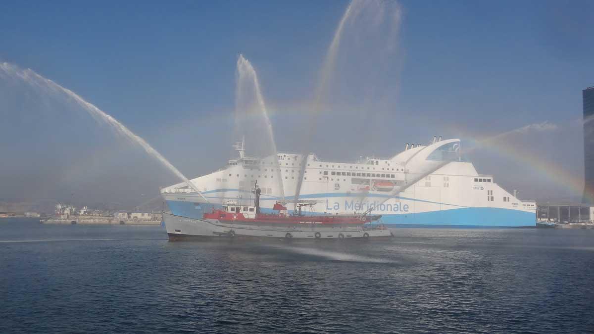 Marine marchande nouvelles au quotidien - Marseille bastia bateau ...